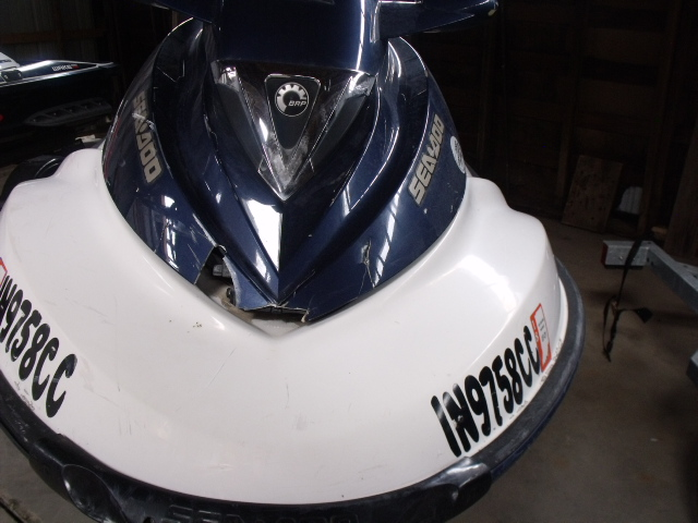 2005 Sea Doo GTX SL
