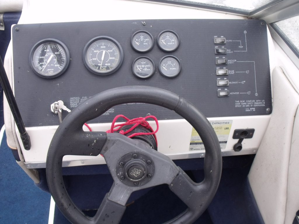 1996 Bayliner 1954CW
